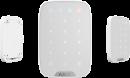 AJAX KeyPad Bedienfeld mit Touch Tastatur Weiß (HAN...