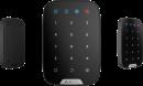AJAX KeyPad Bedienfeld mit Touch Tastatur Schwarz (HAN 8722)