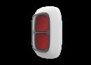 AJAX DoubleButton Doppel-Panikknopf Weiß (HAN 23003)