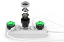 AJAX Socket intelligente Steckdose Weiß (HAN 13305)